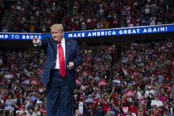Trump will wieder Wahlkampf machen