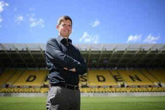 Dynamos neuer Sportchef fordert Debatte um Abstieg