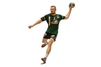 Der Handballer, den auch ein Schlaganfall nicht stoppt