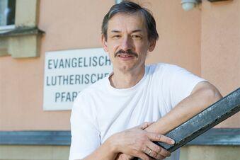 Ein Pfarrer auf dem Jahrmarkt