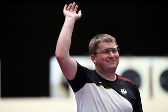 Olympia: Löbauer Reitz schießt an Medaille vorbei