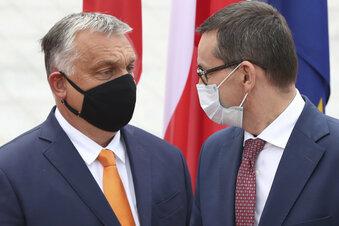EU-Staaten überstimmen Ungarn und Polen