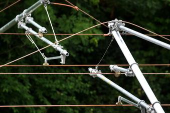 Strom für ostsächsische Bahnstrecken