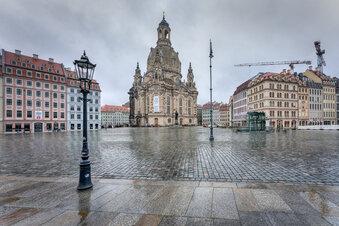 Corona: Dresden wird zur Geisterstadt