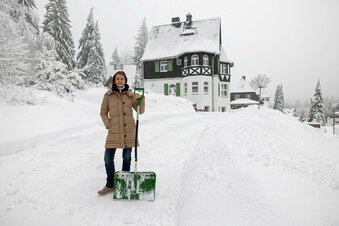 Osterzgebirge: Schöner Winter, keine Gäste