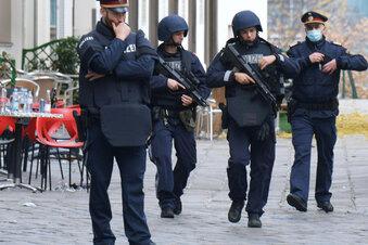 Auch viele Europäer gelten als Gefährder
