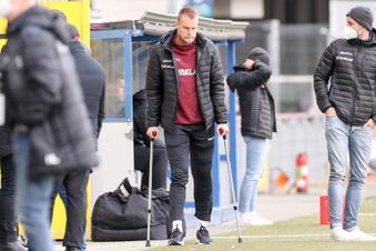 Dynamo-Kapitän fehlt bis zum Saisonende
