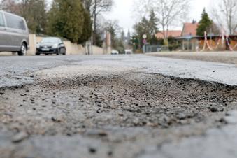 Deshalb bleiben die Straßen im Kreis Meißen löchrig