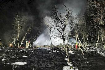 Hüttenbrand kostet vier Kindern das Leben
