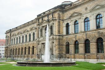 Zwingerbrunnen sollen wieder sprudeln