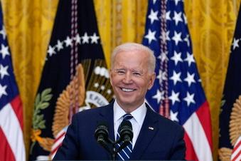 Biden will eine zweite Amtszeit
