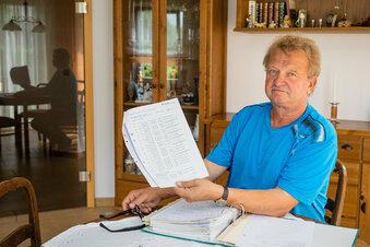 Dresdner wehrt sich gegen weniger Rente für NVA-Zeit