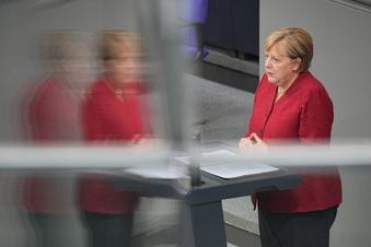Merkel will mit Taliban verhandeln