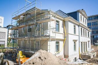 Behrsches Haus wird im August fertig