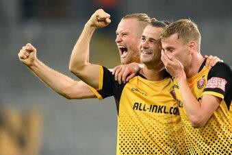 Neuer Gegner für Dynamo im Pokal