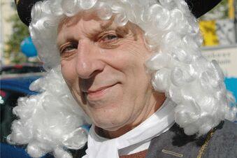 Karl-Heinz Becker erhält die Preuskermedaille