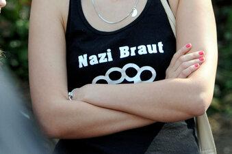 Extremistische Straftaten: Sachsen vorn