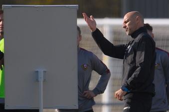 Dynamos Trainer: Bin vom Team überzeugt