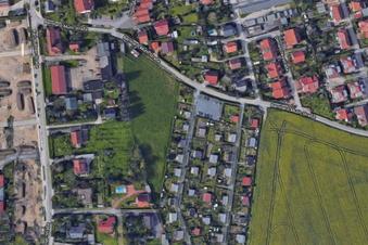 Neuer Platz für Eigenheime in Pirna-Copitz