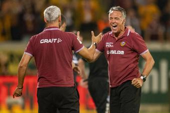 Ex-Dynamo-Trainer hat einen neuen Job