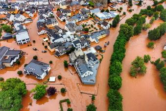 SOE: Hilfen für Unwetter-Opfer in Westdeutschland