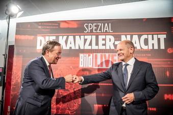 TV-Sender Bild startet mit Scholz, Laschet und Klopp