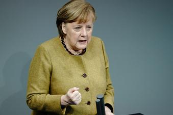 """Merkel: Wir waren """"nicht vorsichtig genug"""""""