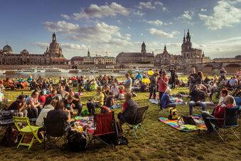 Dresden wächst - der Osten schrumpft