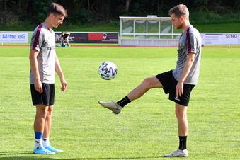 Dynamo: Vier Spieler zurück im Training