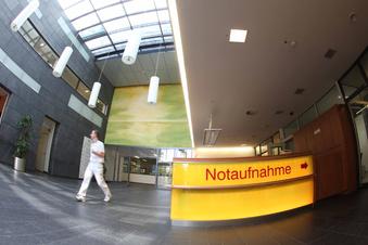 Corona-Krise belastet Dresdner Klinikum