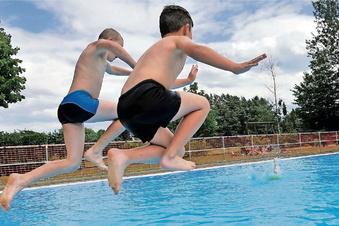 Schwimmbad Mühlrose bleibt zu