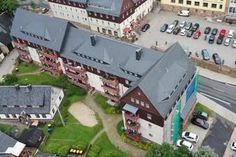 Frischekur für Altenberger Mietwohnungen