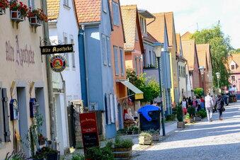Wo Glühweinverbot in Radebeul gilt