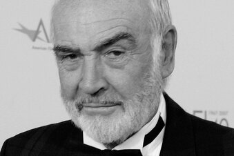 Schauspieler Sean Connery ist tot