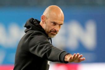 Dynamos Trainer erklärt sein glückliches Händchen