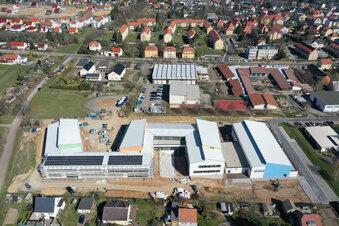 So wächst das Gymnasium in Wilsdruff
