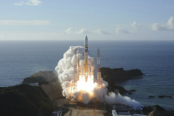 Emirate starten Mars-Mission