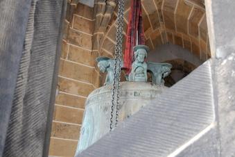 Wann Meißens größte Glocke läutet