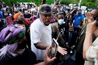 Erneut Schwarzer durch US-Polizei getötet