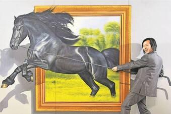 Chinesen bringen 3-D-Kunst in die Albrechtsburg