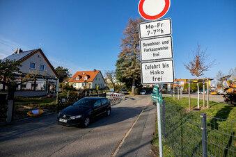 Schulweg in Bannewitz soll sicherer werden