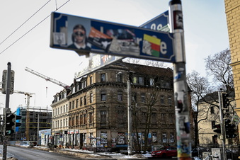 Brandbombe in Leipzig entdeckt