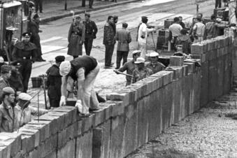 So kam es zum Bau der Berliner Mauer