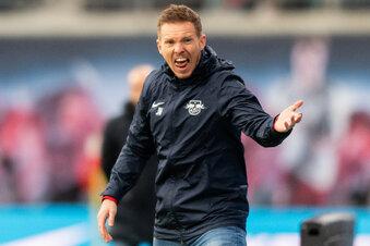 Rückschlag für RB Leipzig im Titelkampf
