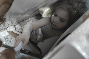 Kind 91 Stunden nach Erdbeben gerettet