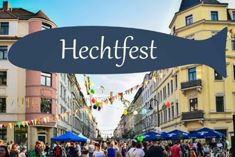 Hechtfest gerettet - so einfach ging's