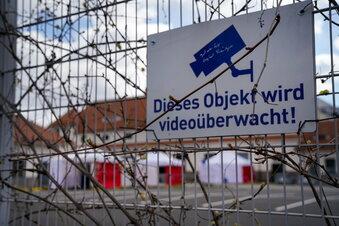 Hier entsteht das Dresdner Corona-Impfzentrum