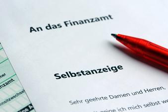 Sachsen stellt Steuersünder-Statistik ein