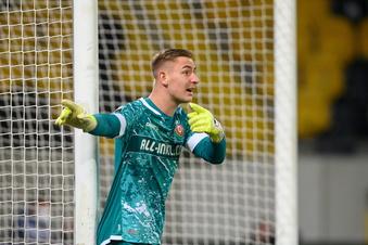 Dynamos Broll warnt: Das wird kein Affentheater