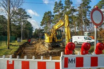 Königswartha: Straßenbau wird teurer
